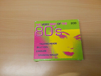 @@ The Very Best Of The 80's - Doppel-CD (2009) @@