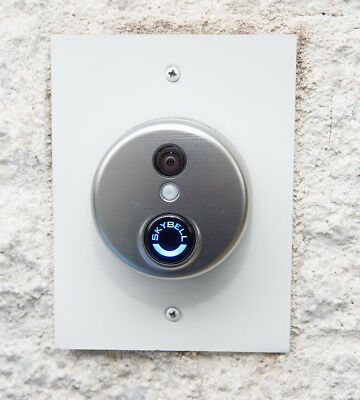 Installation Adapter Plate for Skybell HD Video Doorbell - 13 Colors!