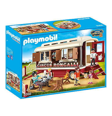 Playmobil 9398 Roncalli Café des Artistes 9398  RARE RAR RAR LIMITED NEW SEALED