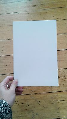 110 units- 160x240mm 300gsm Hard C5 Envelopes Mailers Semi Rigid White Envelope