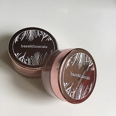 Doppelpack bareMinerals DIAMOND LIGHT MINERAL VEIL Finishing Puder 2 X 6 g NEU