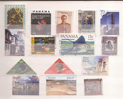 Panama   -  Lot Of  Stamps