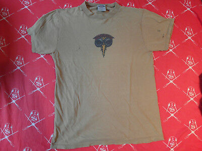 Mike Vallely T-Shirt Vintage 1996 heavy used Powell Peralta