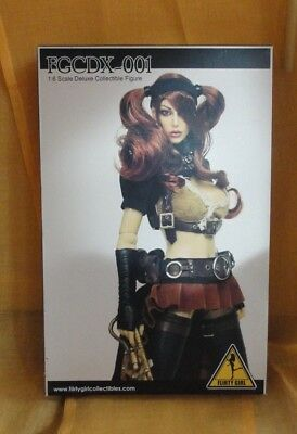 Flirty Girl Collectibles 1/6 Scale Steampunk Girl FGCDX-001