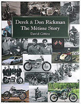 Metissé Motorcycles - Derek and Don Rickman the complete Story