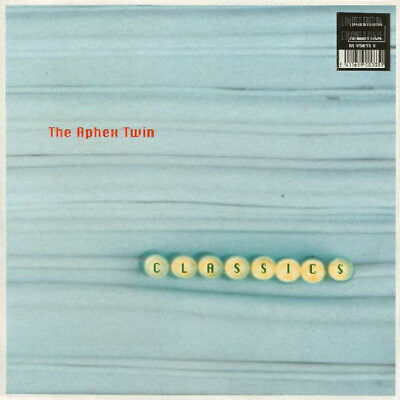 LIMITED EDT - The Aphex Twin – Classics - R & S Records – RS 95035 X BLUE  WAX