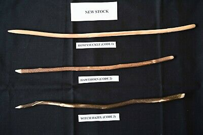 Hand crafted Wooden Wands made by witch. NEW STOCK! Witch-Pagan, Wiccan, Magick