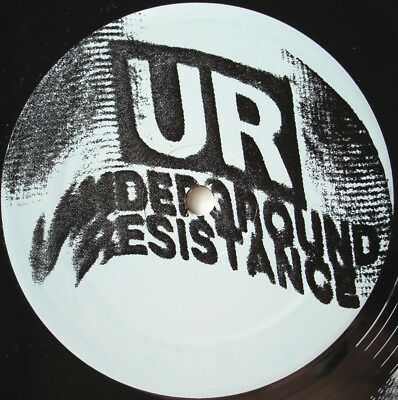 DETROIT TECHNO - Underground Resistance – Fuel For The Fire Attend The Riot RAR