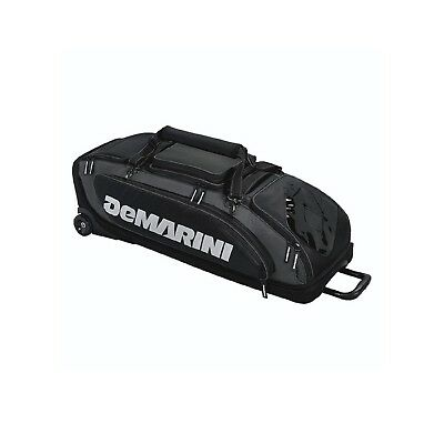 (black) - DeMarini Special OPS Wheeled Bag (Black). DeMarini Sports. Huge Saving