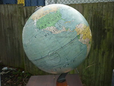 Rotating Globe Earth Map Globe - Collection