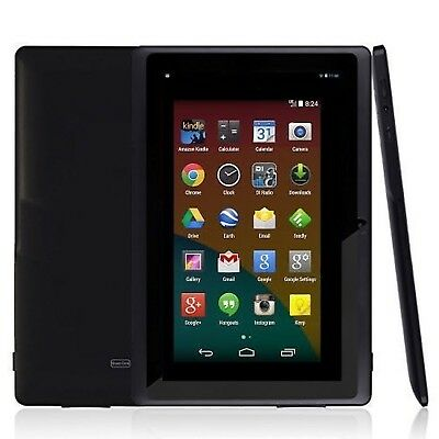 """BTC Flame UK Quad Core 7"""" Tablet PC (8GB HDD Google Android KitKat HDMI WIFI ..."""