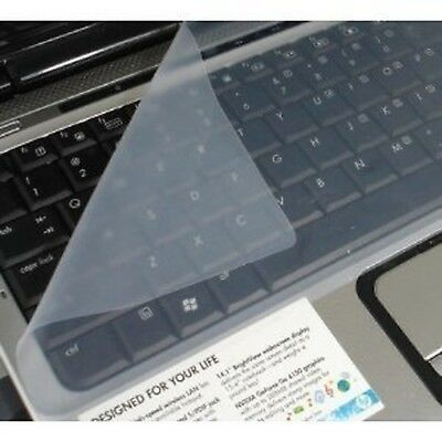 Goliton Universal Silicone Keyboard Protector Skin for Laptops Notebooks Netb...