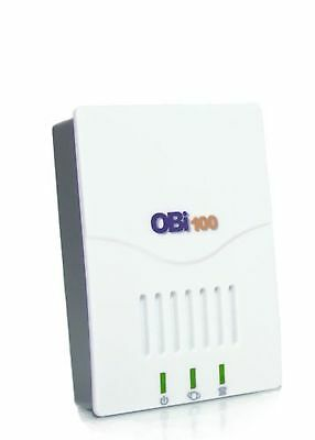 OBi100-UK Internet Phone Adaptor - Make VoIP Calls with Your Home Phone - No ...