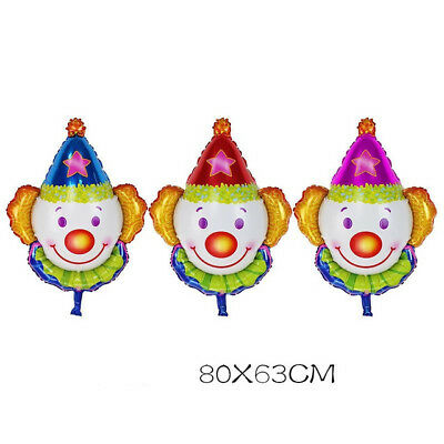 """XL 32/"""" Carnival Balloon Circus Seal With Ball Mylar Foil Party Decoration"""