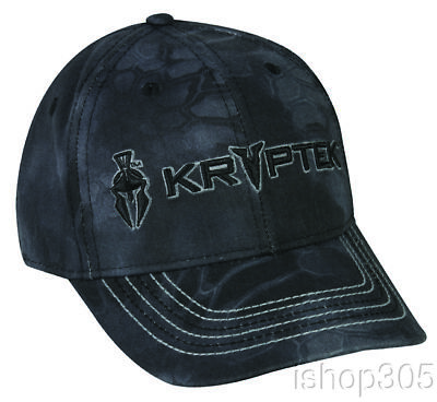 80a03426610 Kryptek Officially Licensed Typhon Q3 Hat Structured Cap Hunting Camo Hat