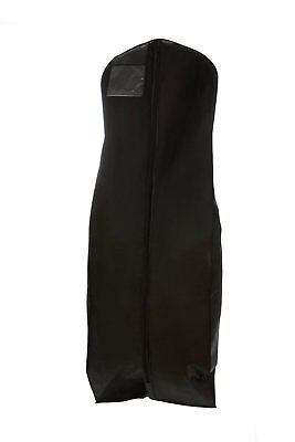 New X-large Breathable Black Wedding Gown Garment Bag by BAGS FOR LESSTM