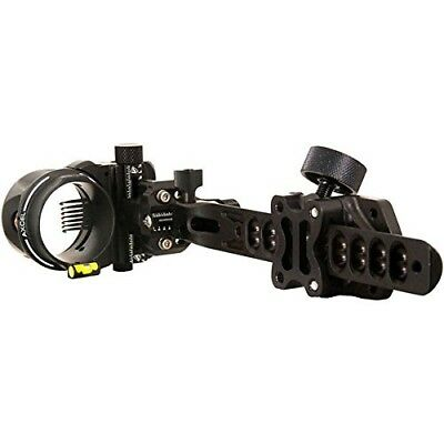 Axcel ArmorTech Vision Sight - 7 Pin - .010 - Black. Free Shipping
