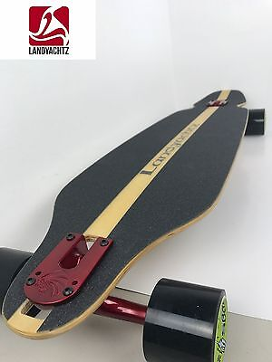 "Landyatchz Drop Carve 42"" Complete/Deck only Paris V2 Trucks Hawgs Not Electric"