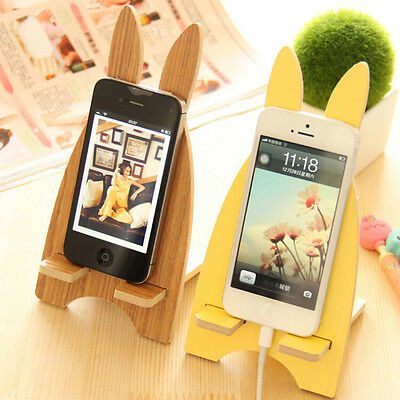 Universal Cell Phone Desk Stand Support Holder Cradle For Samsung iPhone LJ