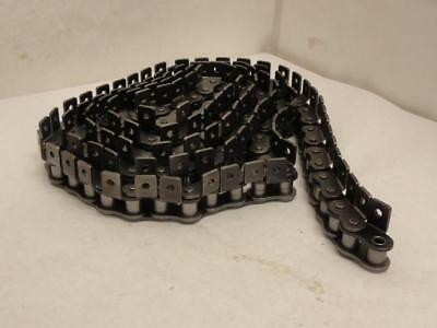 172674 New-Incomplete, Renold 80RIVWA1EVLK Carrier Chain #80 10' Long NO CON-LIN