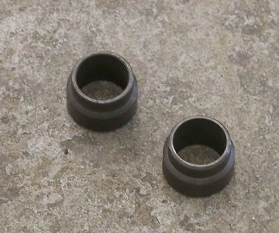 Pair of Ammco VW & Focus  Splined Hub Center Cones for Brake Lathe 5792 Adapter