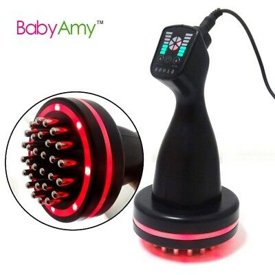 Electronic acupuncture slimming machine insomnia hair growth drainage Meridian S