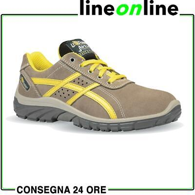 Scarpe antinfortunistiche U Power Reflex S1P SRC UPower antiscivolo basse