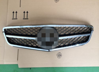 W204 C63 AMG Style Front Grille for Mercedes Benz C Class