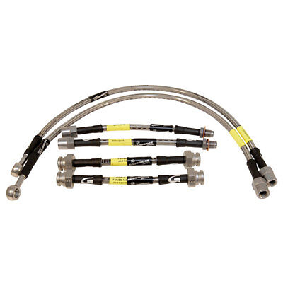 MK3 GOLF Goodridge Stainless Steel Braided Brake Hose kit, VR6 - WC69806046P
