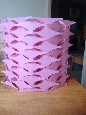 1970's vintage lampshade