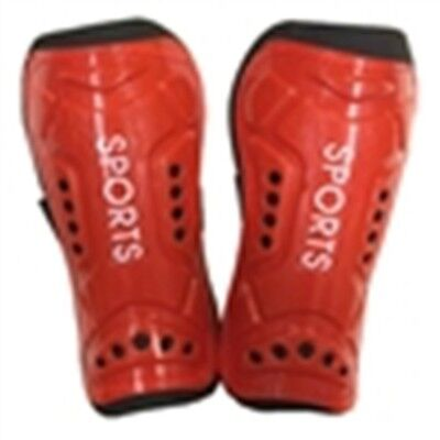 (Red) - Westeng Football Shin Guards. Shipping Included