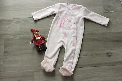 CO CUTE 🐭TOLLER Kinder Fleece Schlafanzug Overall einteile Gr. 86🐭 TOP
