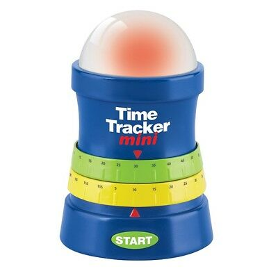 Time Tracker Mini (Learning Resources) Teacher Games Visual Audio Alarms