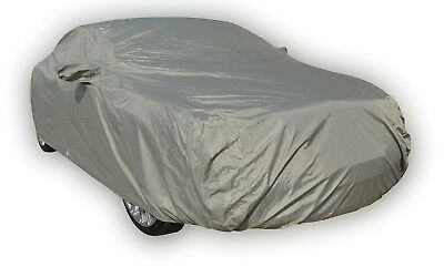 Audi A4 (B7) Cabriolet & Saloon Tailored Platinum Outdoor Car Cover 2007 to 2009