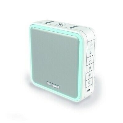 Honeywell Wired or Wireless Dual Purpose Chime unit, White, Model DW915S