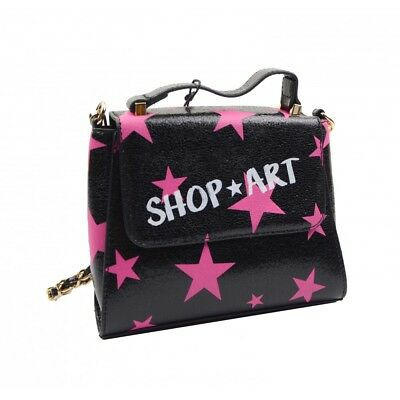 Shop Art Borsa Ecopelle Martellata Shop Art