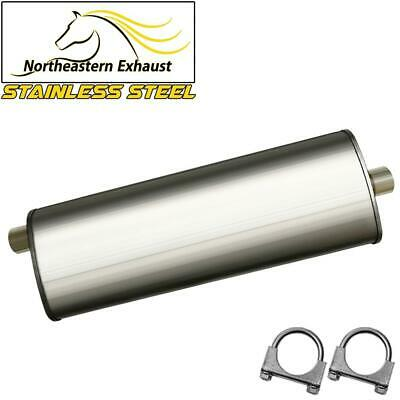 For 1999-2001 Jeep Grand Cherokee Muffler AP Exhaust 25671MZ 2000 4.0L 6 Cyl