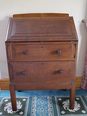 Brynmawr Furniture Oak Bureau