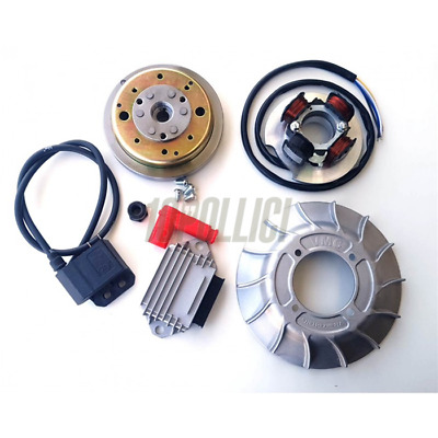 Accensione elettronica VMC cono 20mm, 1,4Kg, Vespa Smallframe