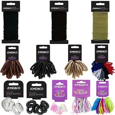 5x Star Hair Tie Set Kids Elastic Band Bobbles Bands Ties School Ponios Girls