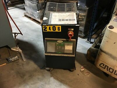 Conair D-50, 3phase, 480v, dryer, missing side cover,
