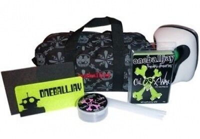 ONE BALL JAY SNOWBOARD WAXING IRON & HOT WAX KIT. Shipping Included