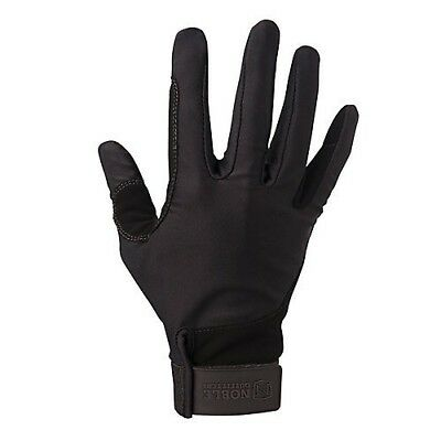 (8, 662 Grape Geo) - Noble Outfitters Women's Perfect Fit Riding Gloves