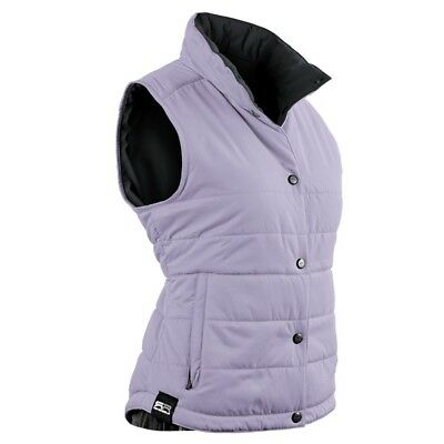 Sun Mountain Alpine Golf Vest 2016 Ladies Lilac/Steel Medium. Huge Saving