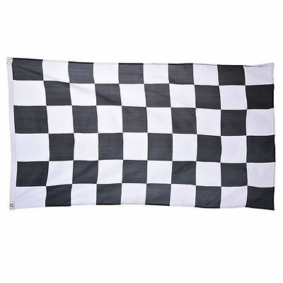 Chequered Flag, HUGE..Motor Racing, Man Cave, Garage, Shed