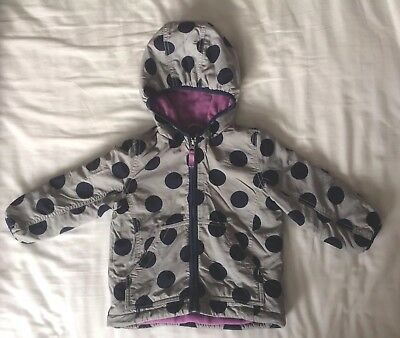 Mini Boden Winter Coat Jacket Age 2-3 Years Boys/Girls Fleece Lined