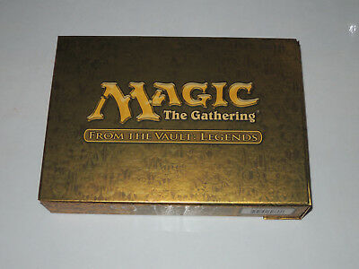 Magic the Gathering - From the Vault: Legends - Sealed Box Set.