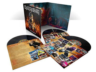 Iron Maiden - The Book Of Souls: Live Chapter (3LP)