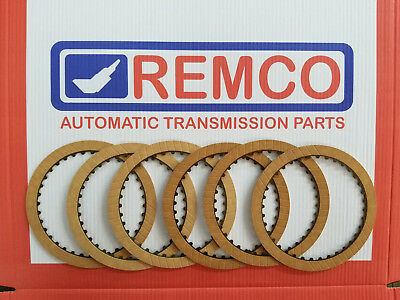 GM 6L80 Transmission 1st 2nd 3rd 4th Clutch Steel Plate Set of 5 Raybestos NEW