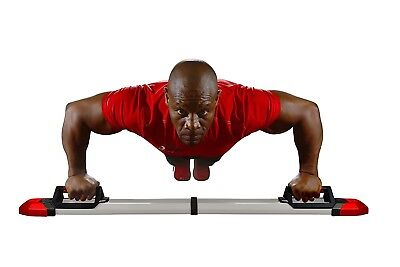 The Perfect Workout System - Iron Chest Master By Ron Williams - Best Pushup